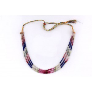 Tourmaline Beads Necklace